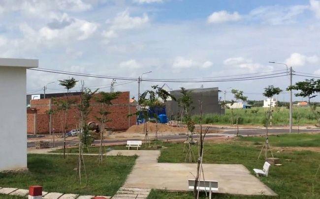 Nhà đất khu vực Nhà Bè (Tp.HCM) hút giới đầu cơ