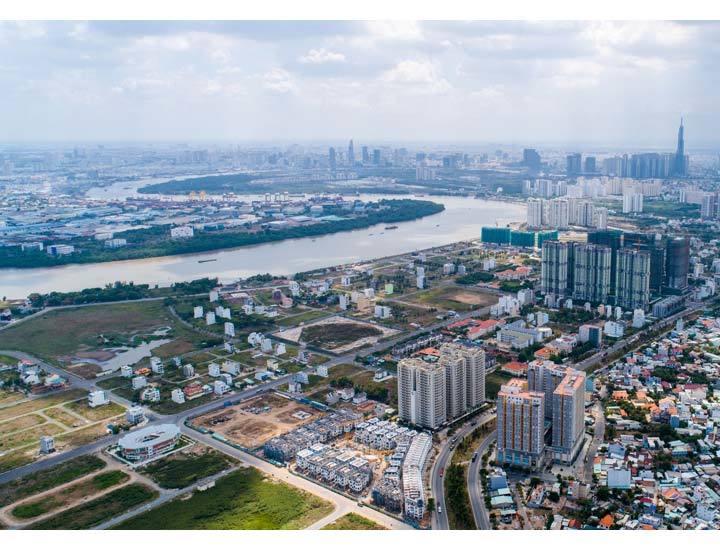 TPHCM: Vì sao thị trường BĐS khu Nam sắp tới sẽ càng sôi động hơn?