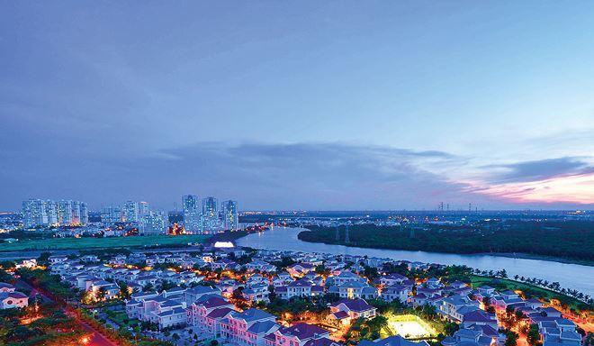Cơ hội để bất động sản khu Nam TP.HCM lấy lại ngôi vương
