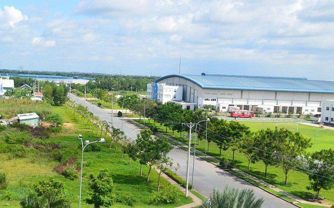 Giá bất động sản công nghiệp tăng chóng mặt