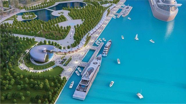 Ăn theo hàng loạt dự án hạ tầng lớn, giá nhà đất khu Nam Sài Gòn liên tục tăng mạnh