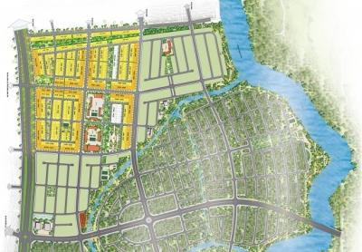 Khu dân cư Thái Sơn T&T Long Hậu