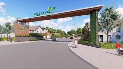 Dự án đất nền Nhà Bè South Riverside